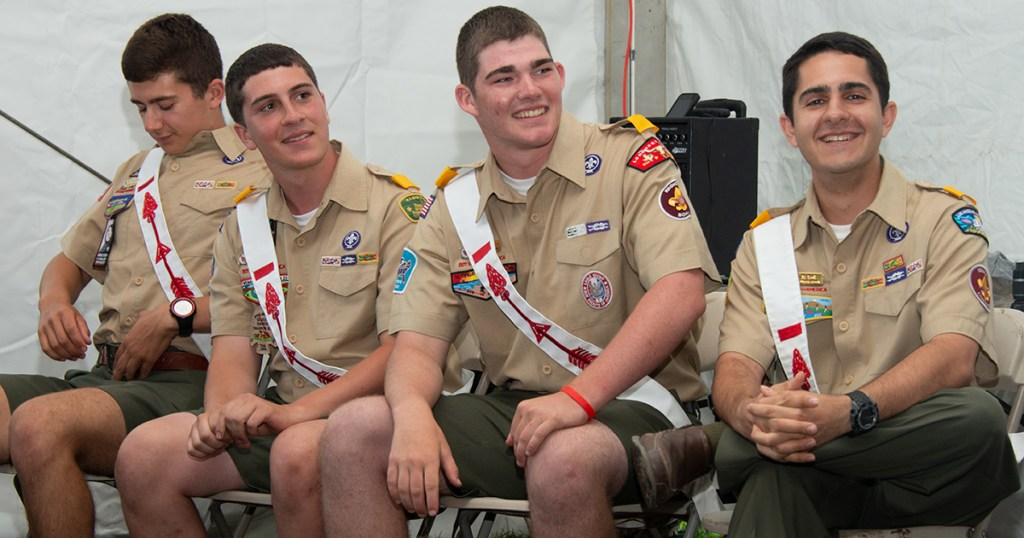 From the Scouting magazine archives: Helping your Scouts become OA members