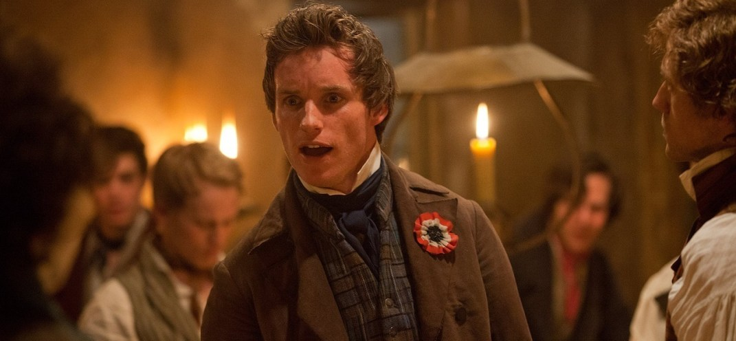 Eddie Redmayne is Newt Scamander