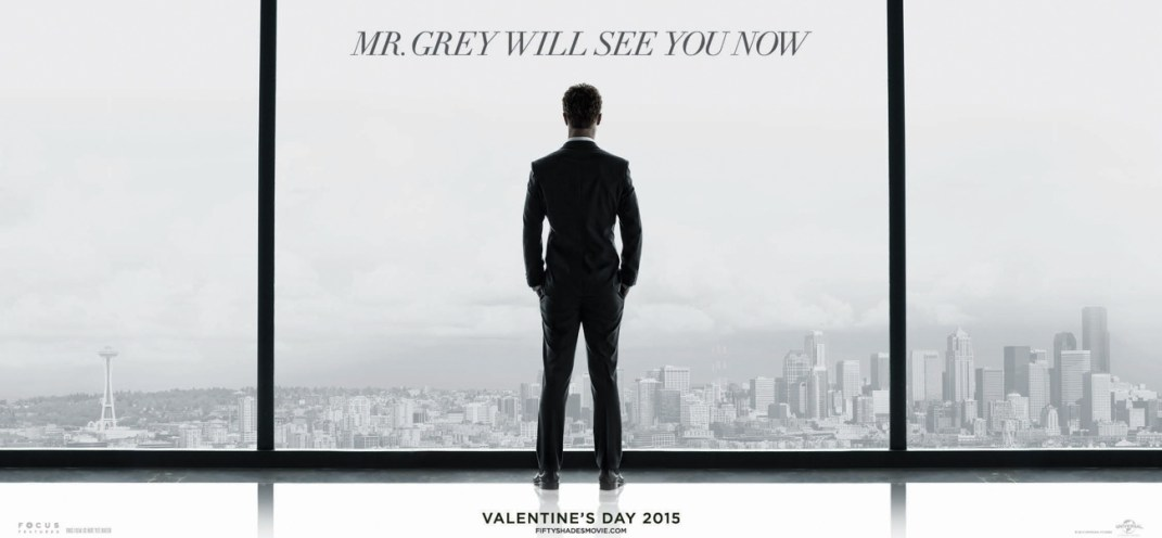 The first photo from the Fifty Shades sequel is here!
