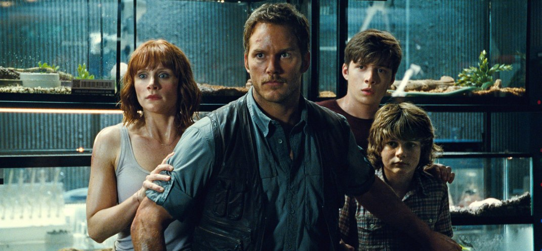 Screening Reviews… Jurassic World