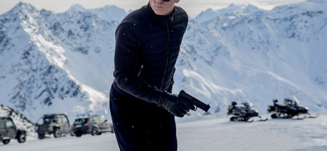 Bond is back in the first teaser trailer for SPECTRE