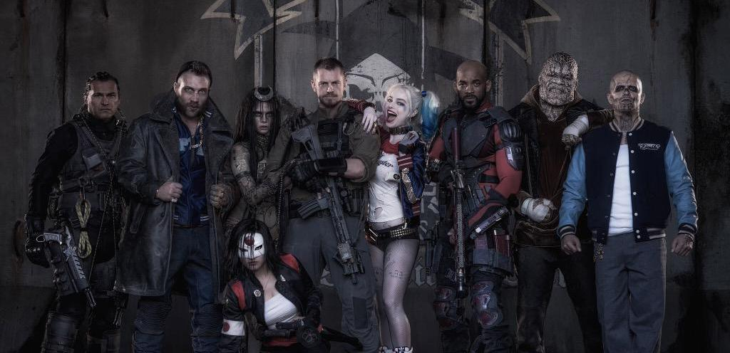 The Suicide Squad unleashed!