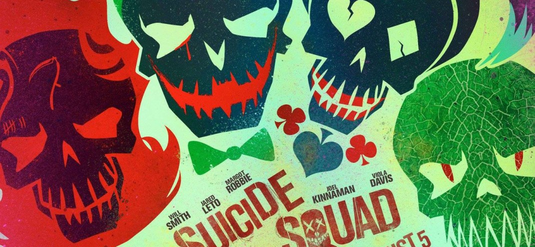 Suicide Squad character posters make their debut