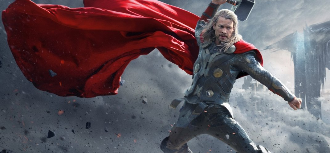 Here's what Thor was up to during Captain America: Civil War