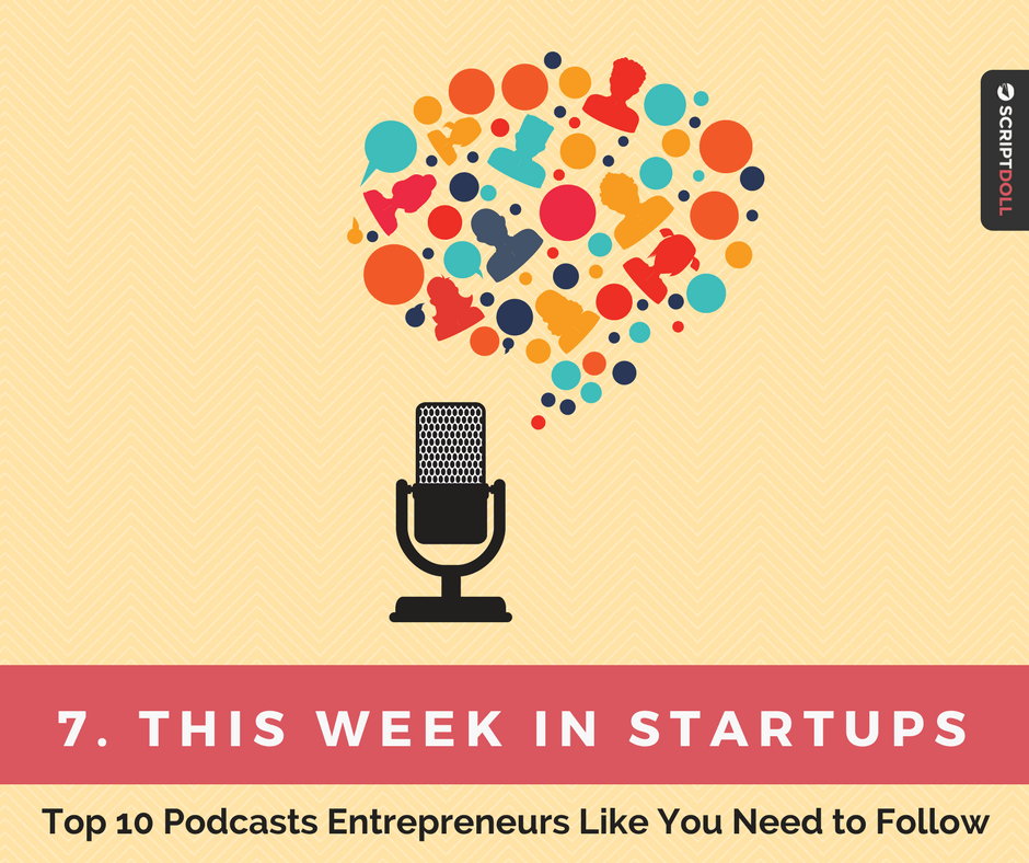 top 10 podcasts entrepreneurs like need to follow