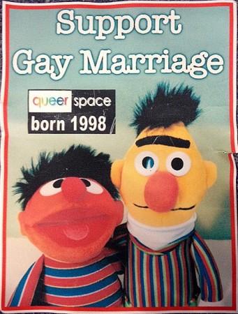 QueerSpace要求訂製的圖樣(圖:每日郵報)