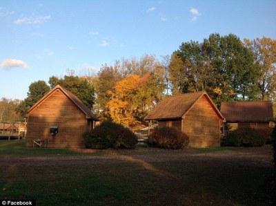 位於Liberty Ridge的農場(圖:每日郵報)