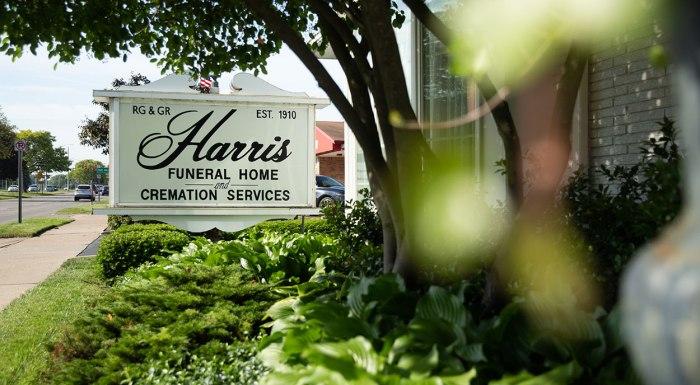 R.G. & G.R. Harris Funeral Home