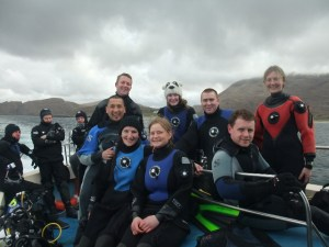 Advanced Openwater Course: 25th April