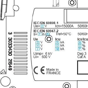 IEC 60947-2 the