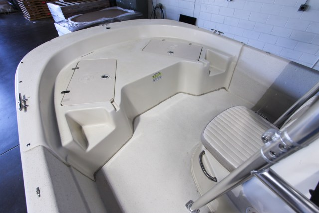 2014 Carolina Skiff DLV 198-1