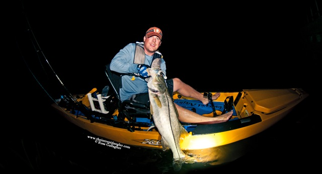 Ross 44inch Hobie Hogy Snook Paddle Tail WM