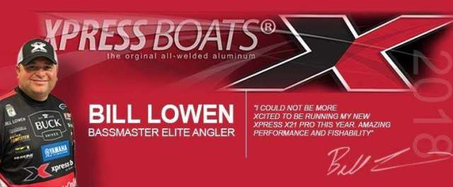 SeaDek Bill Lowen Xpress boats bassboat