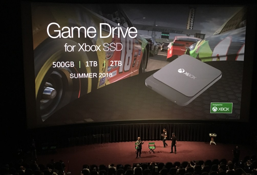 「Seagate Game Drive for Xbox SSD」の画像検索結果