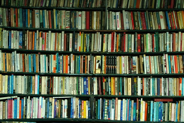 Image result for pictures of library bookshelves