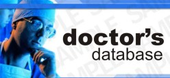 Online Databases to Find Doctors