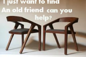 I just want to find an old friend, can you help?