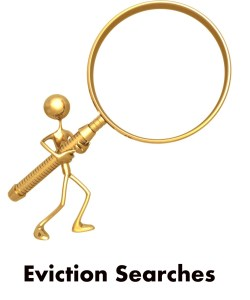 Eviction Searches