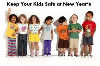 Keep Your Kids Safe at New Year's