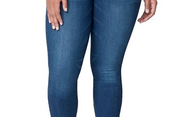 Plus-size Maternity Jeans