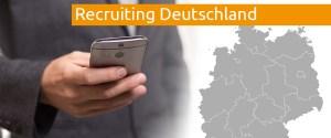 Recruiting Deutschland Rekrutierungsprozess.