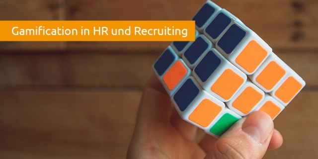 Gamification HR Recruiting