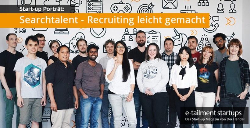 Recruiting Start Up Berlin Porträt