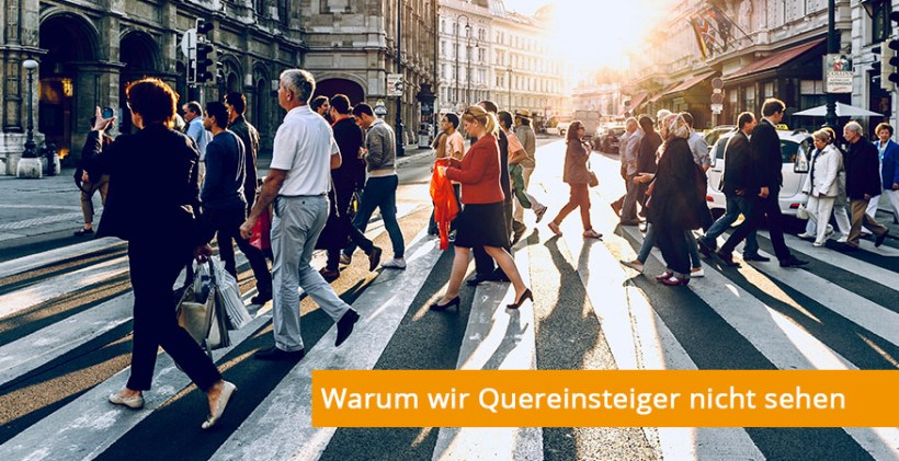 Quereinsteiger-Recruiting