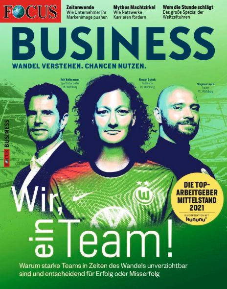 Searchtalent Focus Business