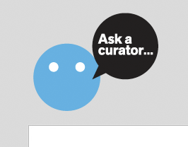 Ask a curator...