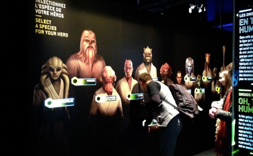 Star Wars Identities : choix de l'espèce