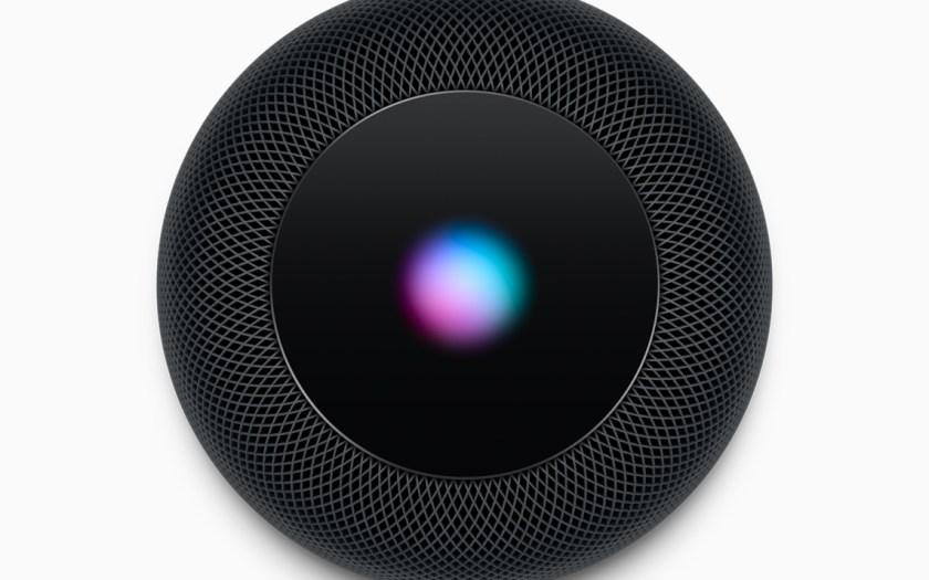 Lorsque Siri vous écoute sur un HomePod d'Apple / photo Apple