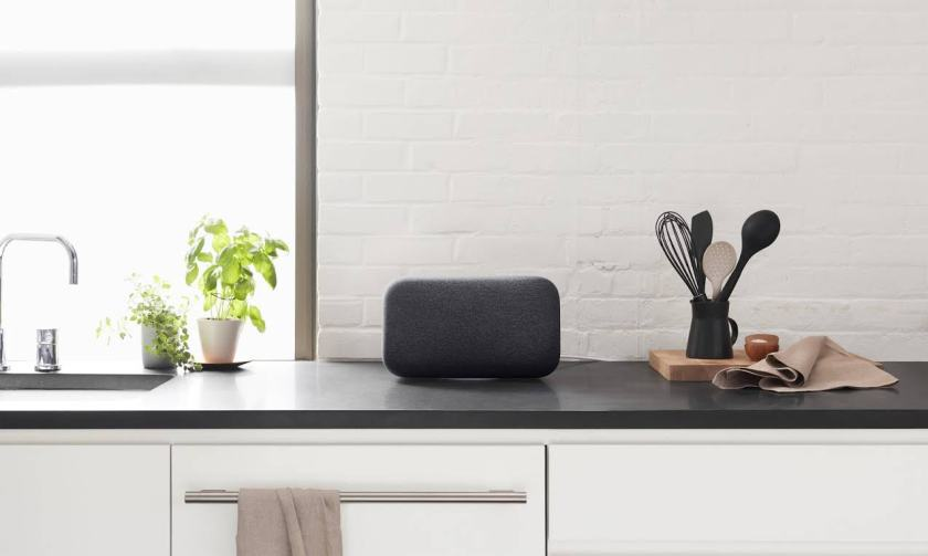 Google Home Max / photo Google.