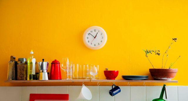 Reformar la cocina sin quitar los azulejos  aqua
