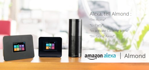 Almond Amazon Alexa