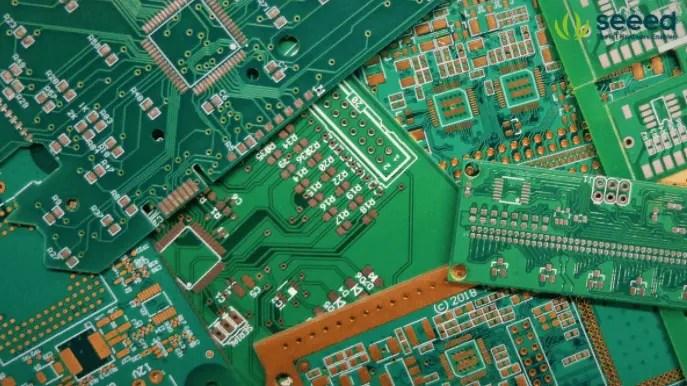 Circuit Board Circuit Board Pcb Solder Resist Varnish Green Oil