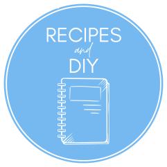 Recipes and DIY