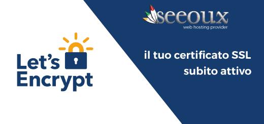 lets encrypt hosting