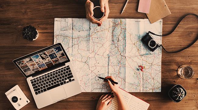 Como planejar uma viagem internacional?