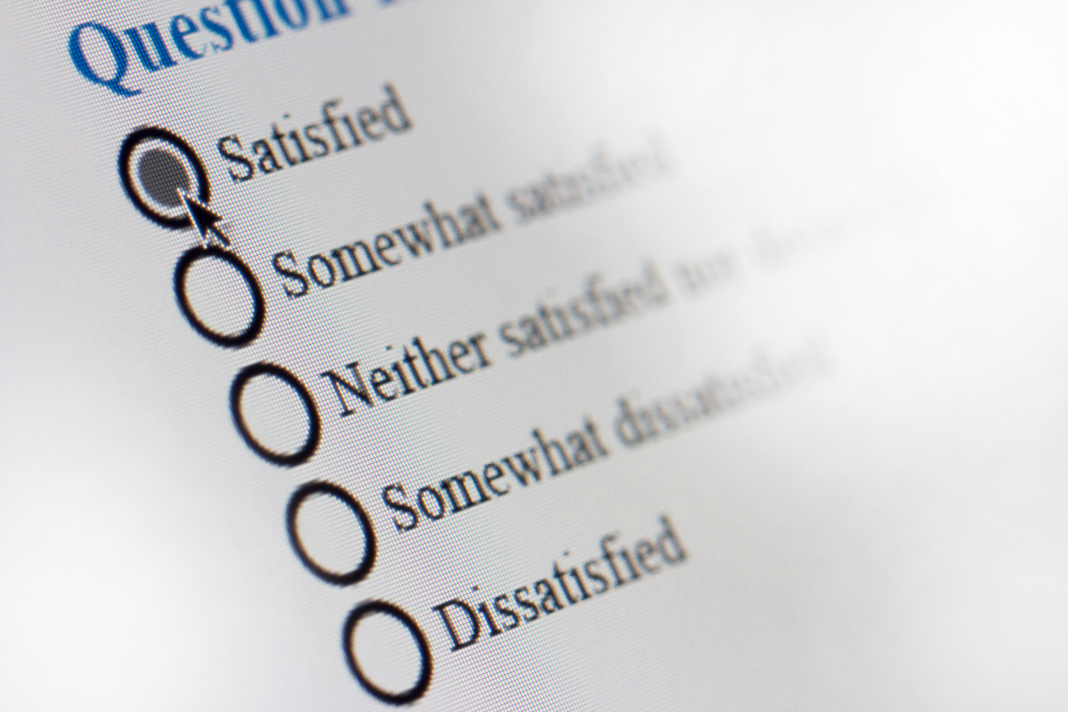 Sample Intranet Survey for Employees Including Guidance, Tips, Links ...