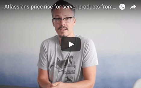 Atlassian price increase - invitation from Bastian Schmitt and //SEIBERT/MEDIA