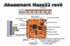 Naze32 Rev 6 and Spektrum AR6200 help | FliteTest Forum