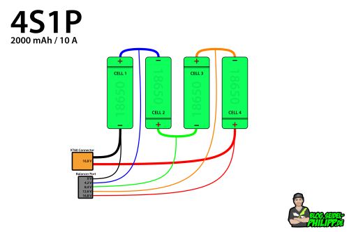 small resolution of wiring lithium ion battery