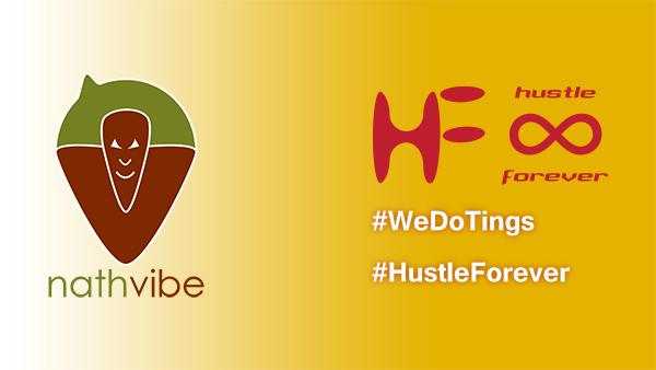 Hustle Forever Wallpaper B