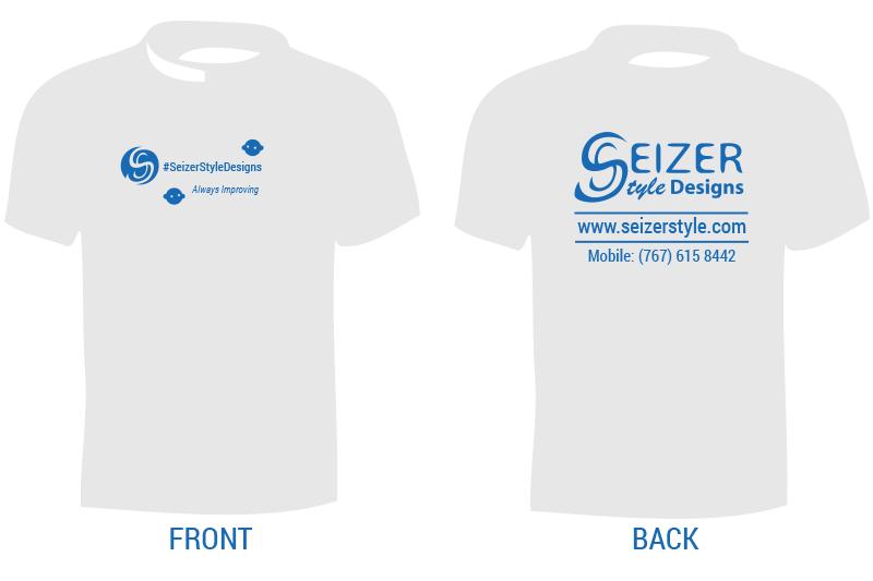 SeizerStyle Designs 2015 T-Shirts