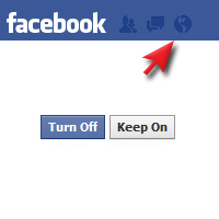 Turn off annoying Facebook notifications