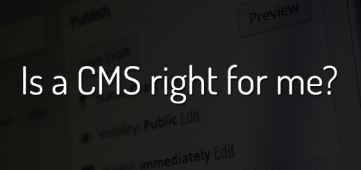 Is a content management system right for me?