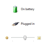 Laptop Battery Settings