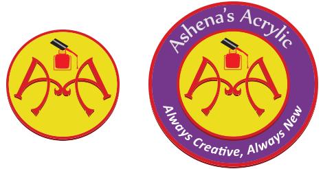 Logo Ashena's Acrylic Featured
