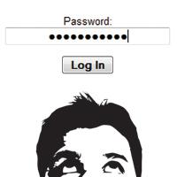 Eyes prying password image